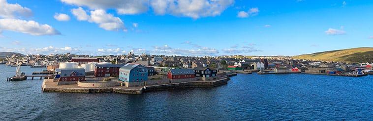 Lerwick-scotland